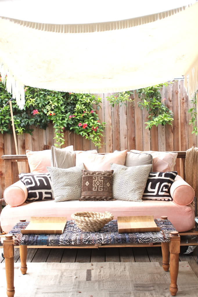 Best ideas about DIY Outdoor Daybed . Save or Pin 16 DIY Outdoor Furniture Pieces BeautyHarmonyLife Now.