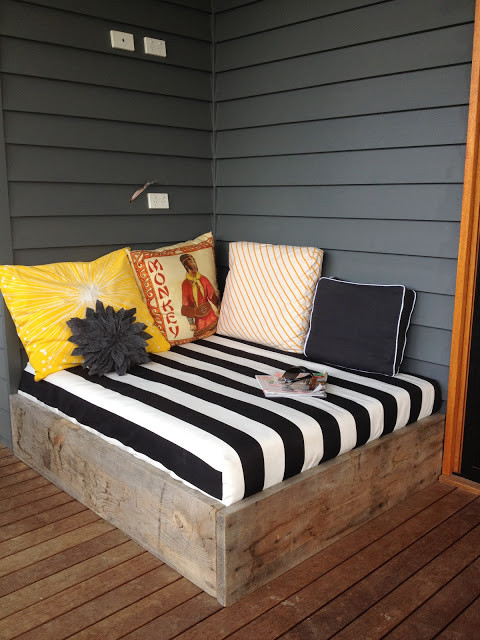 Best ideas about DIY Outdoor Daybed . Save or Pin 7 Gorgeous DIY Daybeds Now.