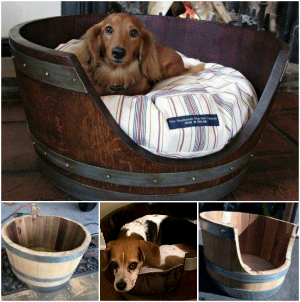 Best ideas about DIY Outdoor Dog Bed . Save or Pin 20 Fantastic Pet Bed ideas Now.