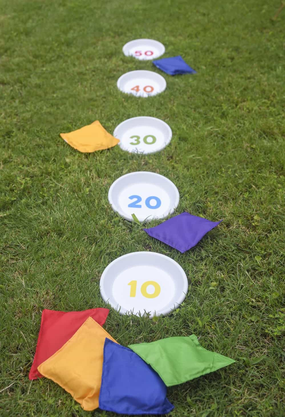 Best ideas about DIY Outdoor Games For Kids . Save or Pin Outdoor Games DIY Bean Bag Toss Mod Podge Rocks Now.