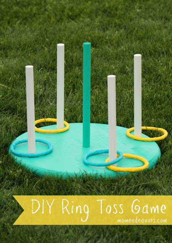 Best ideas about DIY Outdoor Games For Kids . Save or Pin Top 34 Fun DIY Backyard Games and Activities Now.