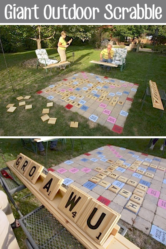 Best ideas about DIY Outdoor Games . Save or Pin 30 Best Backyard Games For Kids and Adults Now.