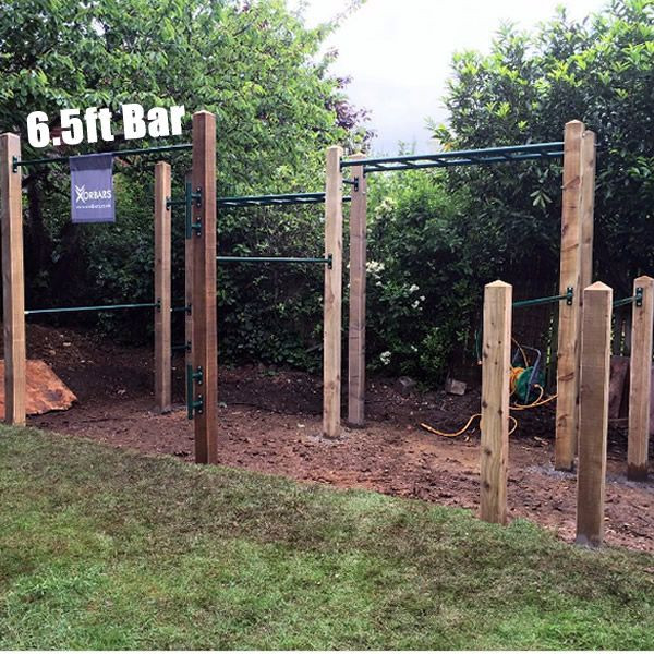 Best ideas about DIY Outdoor Gym . Save or Pin outdoor pull up bar long Outside Ideas Now.