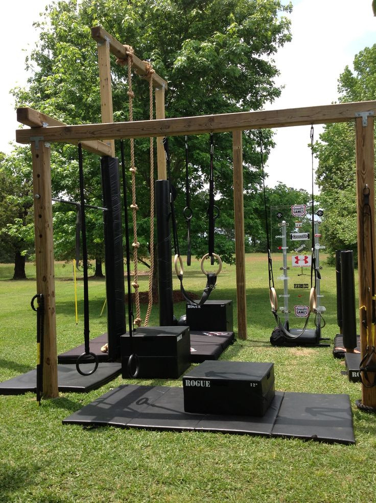 Best ideas about DIY Outdoor Gym . Save or Pin 128 best images about DIY Outdoor Gym Inspiration on Now.