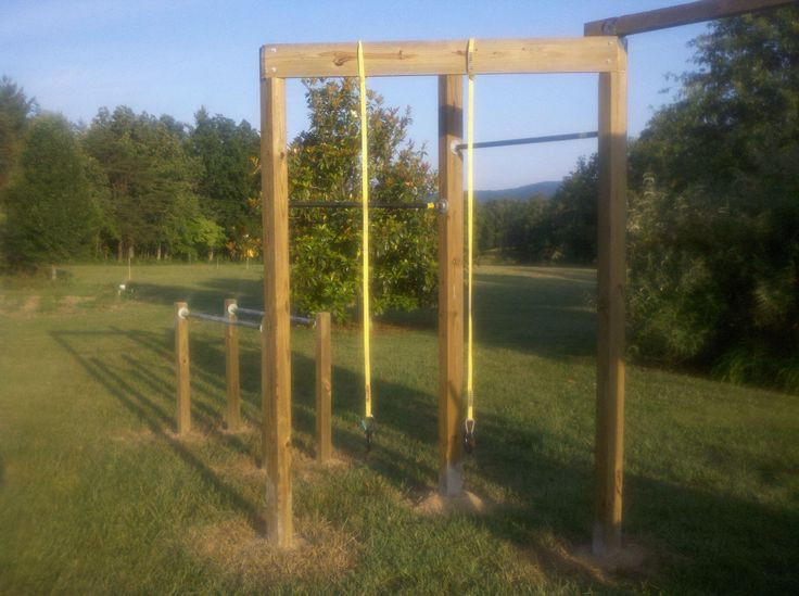 Best ideas about DIY Outdoor Gym . Save or Pin Diy backyard jungle gym Now.