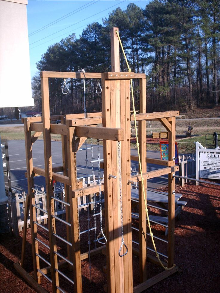 Best ideas about DIY Outdoor Gym . Save or Pin Image result for diy outdoor crossfit rig Now.