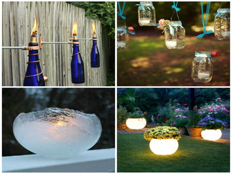Best ideas about DIY Outdoor Lighting Ideas . Save or Pin Landscape Design Remodeling Expense Now.