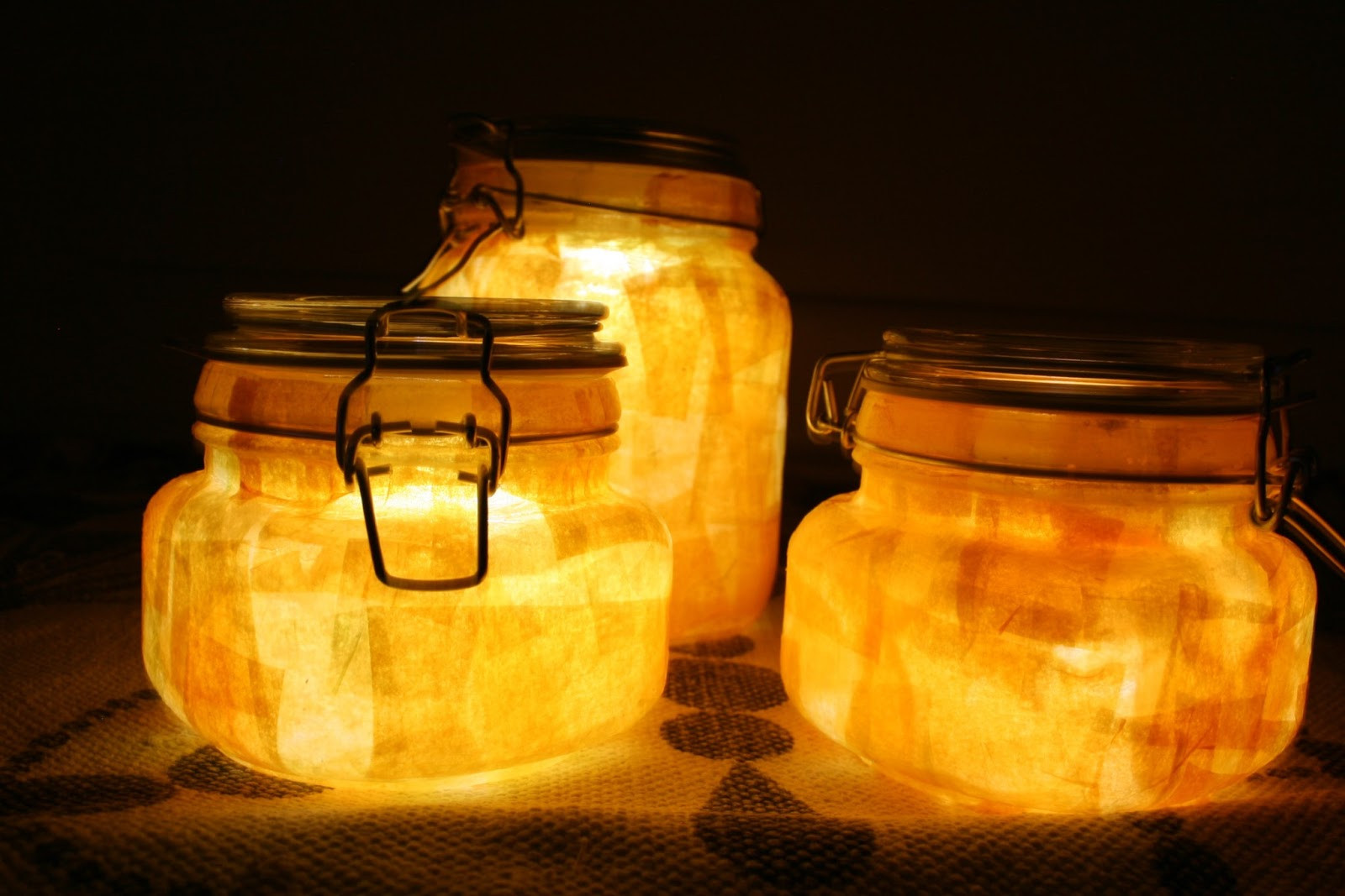 Best ideas about DIY Outdoor Lighting Ideas . Save or Pin 17 Outdoor Lighting Ideas for the Garden Scattered Now.