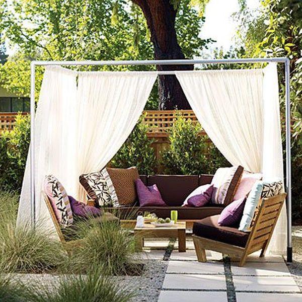 Best ideas about DIY Outdoor Patios . Save or Pin 12 DIY Inspiring Patio Design Ideas Now.