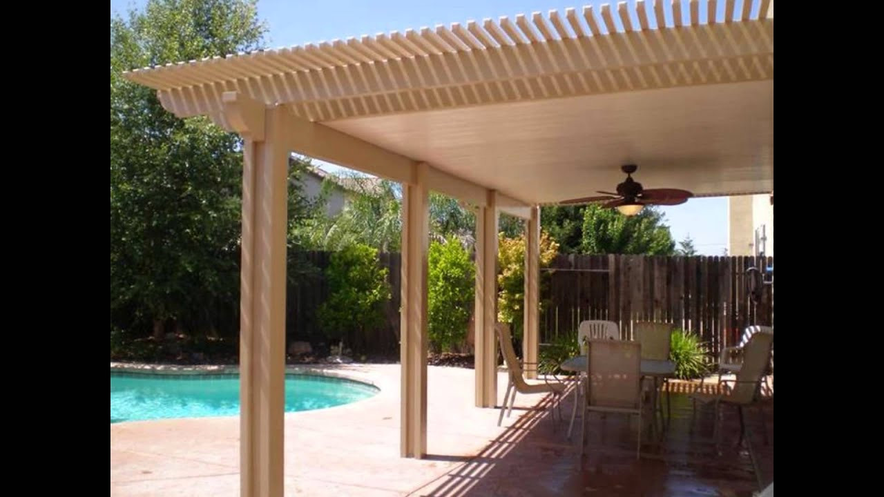 Best ideas about DIY Outdoor Patios . Save or Pin diy patio covers Now.