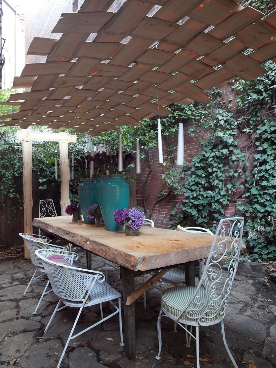 Best ideas about DIY Outdoor Patios . Save or Pin 10 Creative DIY Outdoor Shady Space Ideas Now.