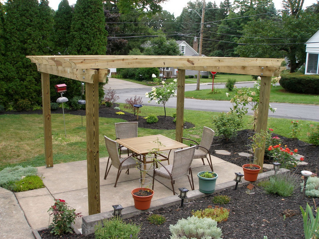 Best ideas about DIY Outdoor Patios . Save or Pin Backyard Landscape 16 Amazing DIY Patio Decoration Ideas Now.
