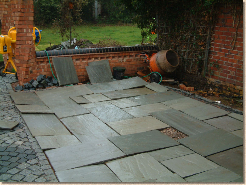 Best ideas about DIY Outdoor Patios . Save or Pin Pavingexpert DIY Patio Now.