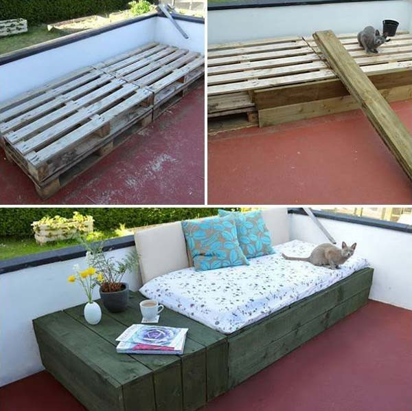 Best ideas about DIY Outdoor Seating . Save or Pin 25 Awesome Outside Seating Ideas You Can Make with Now.