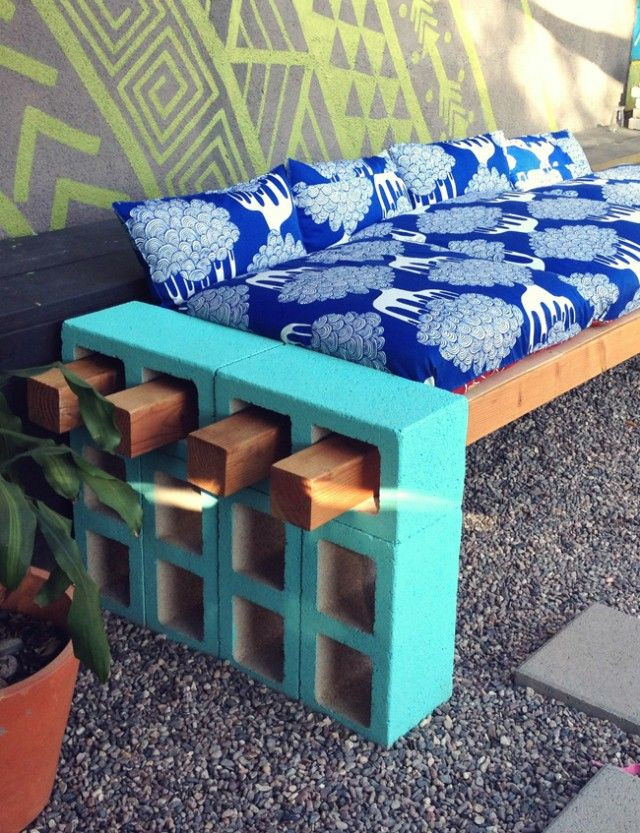 Best ideas about DIY Outdoor Seating . Save or Pin DIY Outdoor Seating Neat Ideas Now.
