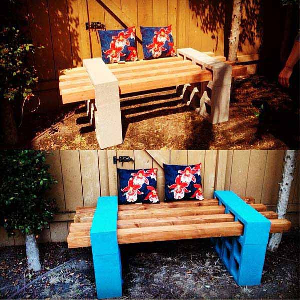 Best ideas about DIY Outdoor Seating . Save or Pin Amazing 26 Awesome Outside Seating Ideas You Can Make Now.