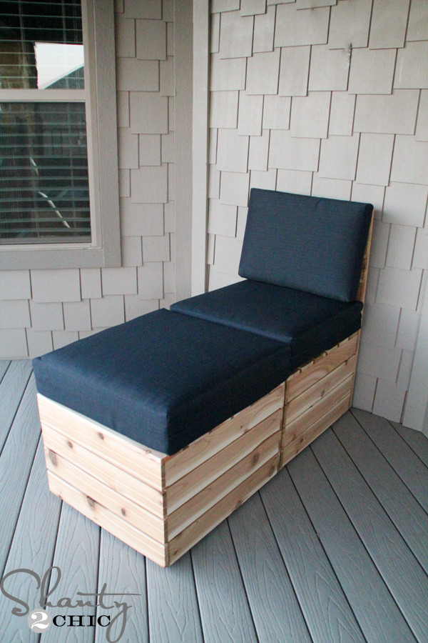 Best ideas about DIY Outdoor Seating . Save or Pin DIY Modular Outdoor Seating Shanty 2 Chic Now.