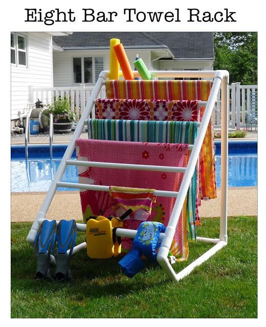 Best ideas about DIY Outdoor Towel Rack . Save or Pin Best 25 Towel rack pool ideas on Pinterest Now.