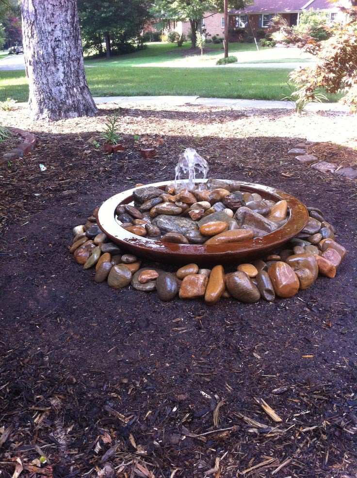 Best ideas about DIY Outdoor Water Fountains . Save or Pin It is Easy to Make a DIY Fountain Now.