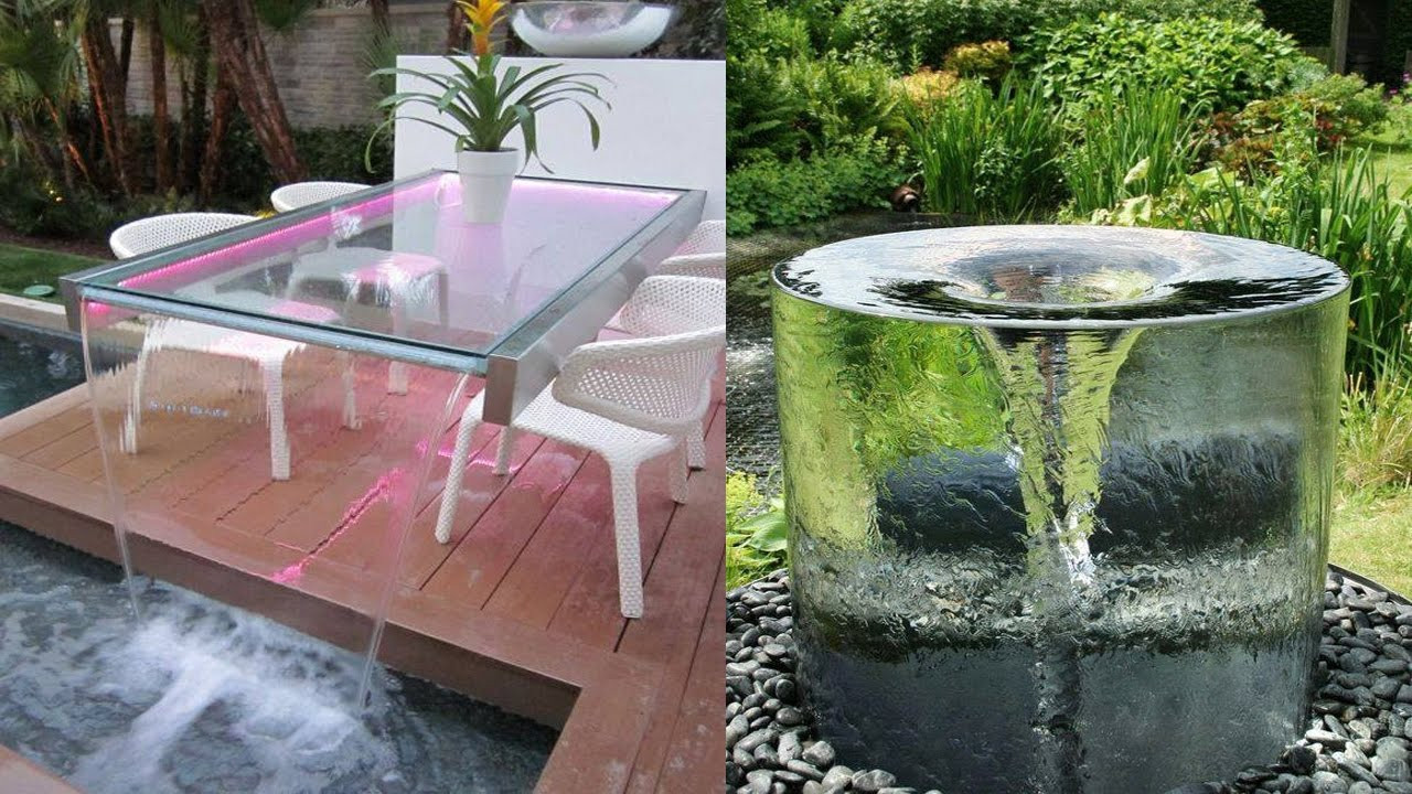 Best ideas about DIY Outdoor Water Fountains . Save or Pin Outdoor Water Fountain design ideas Now.
