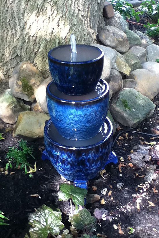 Best ideas about DIY Outdoor Water Fountains . Save or Pin 14 DIY Container Water Fountain Ideas That Are Easy And Now.