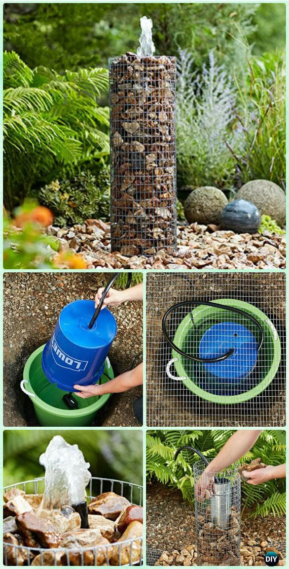 Best ideas about DIY Outdoor Water Fountains . Save or Pin Best 25 Rock fountain ideas on Pinterest Now.