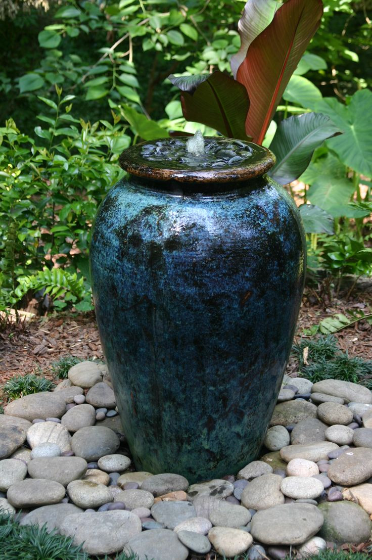Best ideas about DIY Outdoor Water Fountains . Save or Pin 25 best ideas about Water Fountains on Pinterest Now.