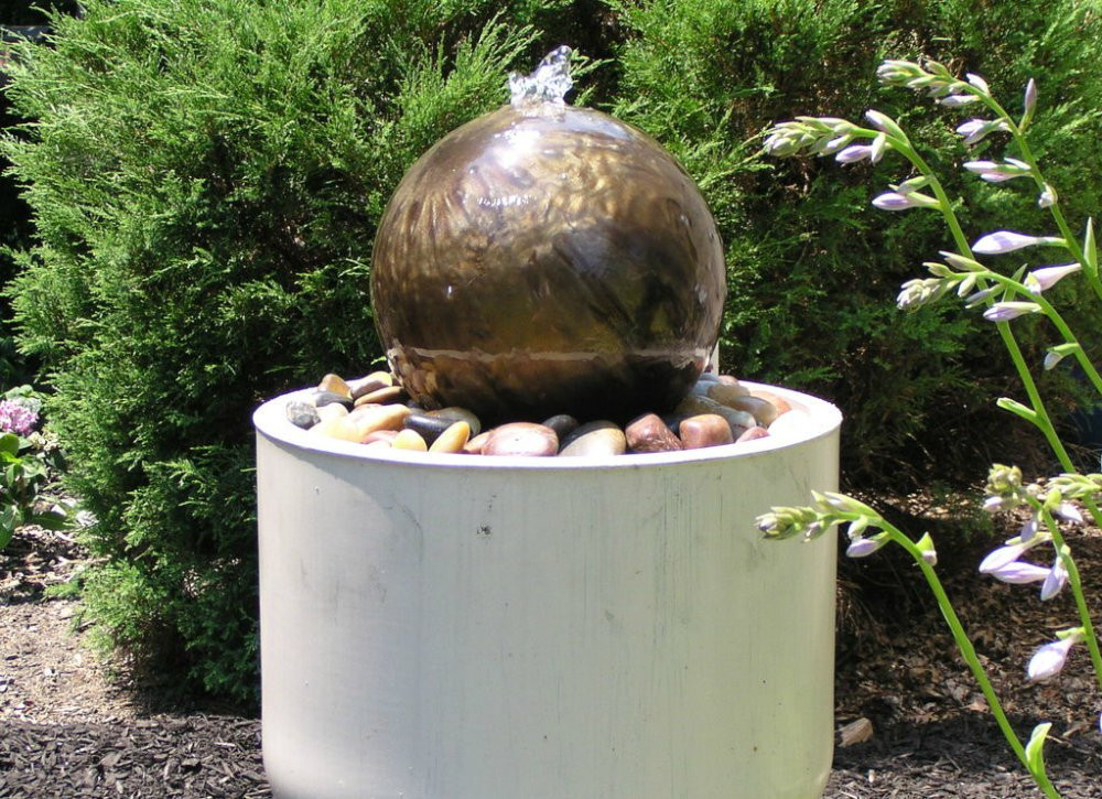 Best ideas about DIY Outdoor Water Fountains . Save or Pin DIY Fountain Ideas 10 Creative Projects Bob Vila Now.