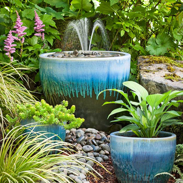 Best ideas about DIY Outdoor Water Fountains . Save or Pin DIY Garden Fountain Now.