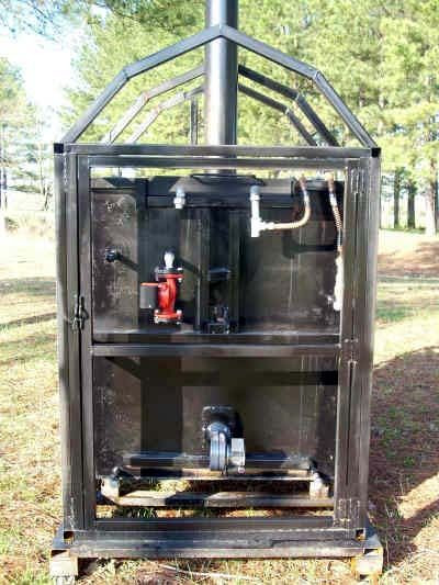 Best ideas about DIY Outdoor Wood Furnace . Save or Pin Plans how to build a clean burning outdoor furnace Now.