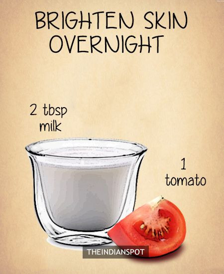 Best ideas about DIY Overnight Face Mask . Save or Pin DIY OVERNIGHT FACE MASKS FOR CLEAR HEALTHY AND GLOWING Now.