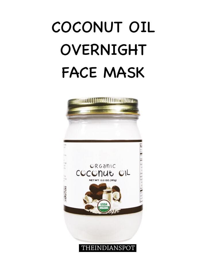 Best ideas about DIY Overnight Face Mask . Save or Pin Overnight Face Masks for healthy skin Now.