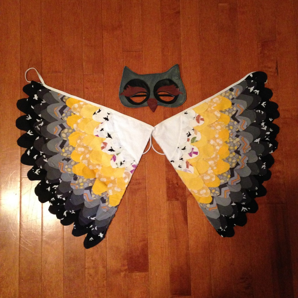 Best ideas about DIY Owl Costumes . Save or Pin DIY owl costume Fit Mama Real Food Now.