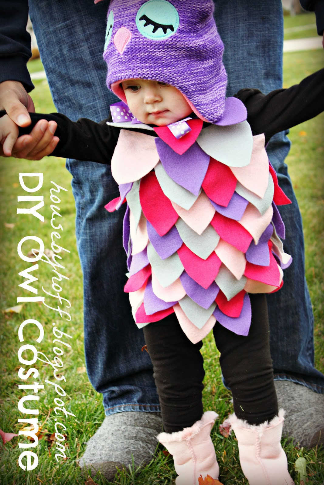 Best ideas about DIY Owl Costumes . Save or Pin DIY Owl Halloween Costume House by Hoff Now.