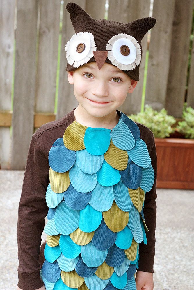 Best ideas about DIY Owl Costumes . Save or Pin 10 DIY kids costume ideas Love Stitched Now.