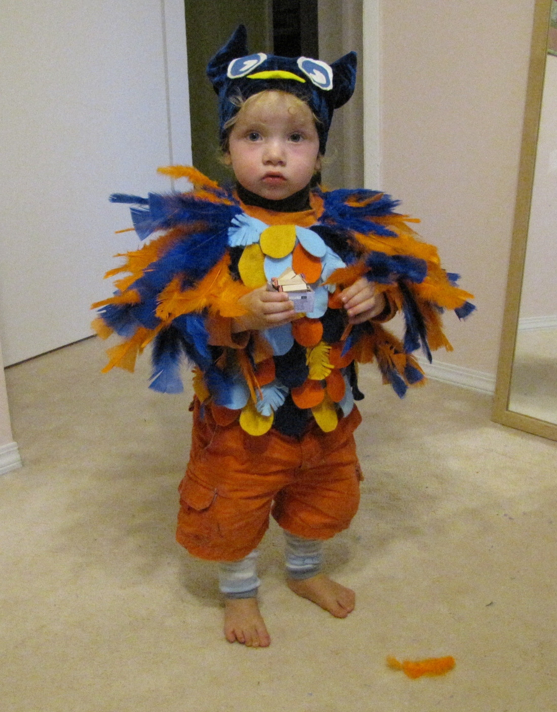 Best ideas about DIY Owl Costumes . Save or Pin Easy & Adorable Owl Costume 6 Now.