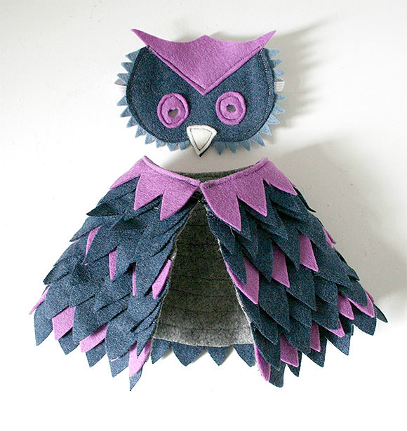 Best ideas about DIY Owl Costumes . Save or Pin DIY Owl Costume for Kids Now.