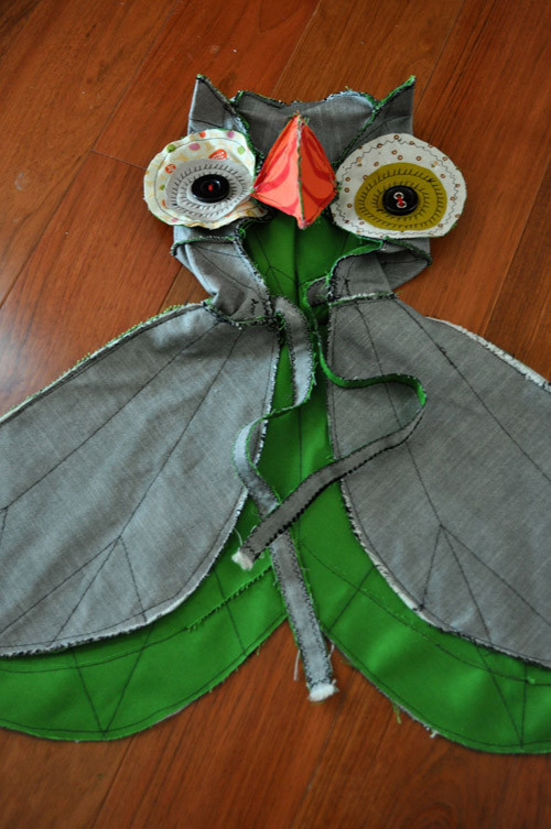 Best ideas about DIY Owl Costumes . Save or Pin My Owl Barn DIY Crazy Owl Costume Now.