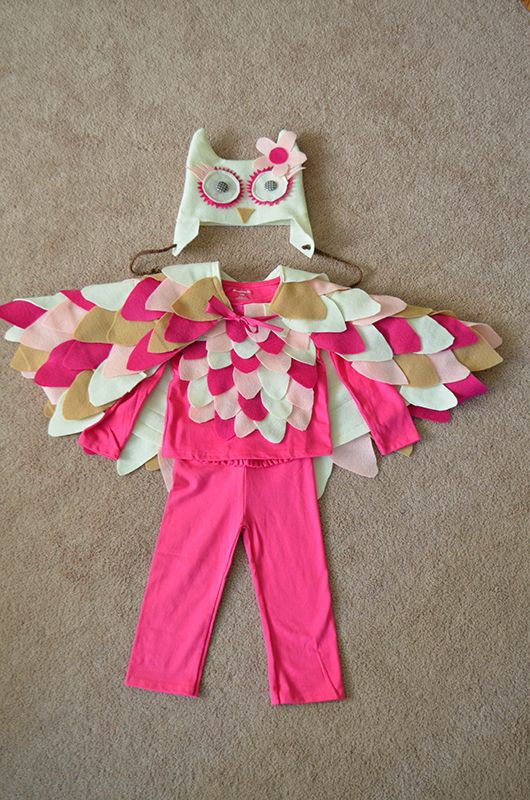 Best ideas about DIY Owl Costumes . Save or Pin Toddler owl costume Halloween Pinterest Now.
