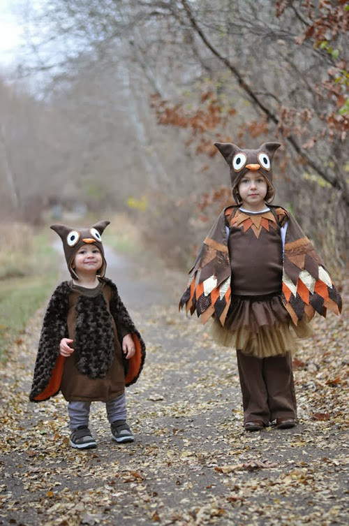 Best ideas about DIY Owl Costumes . Save or Pin My Owl Barn Homemade Hooty Owl Costume Now.