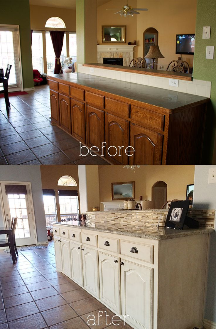 Best ideas about DIY Paint Kitchen Cabinets White . Save or Pin The 25 best White glazed cabinets ideas on Pinterest Now.