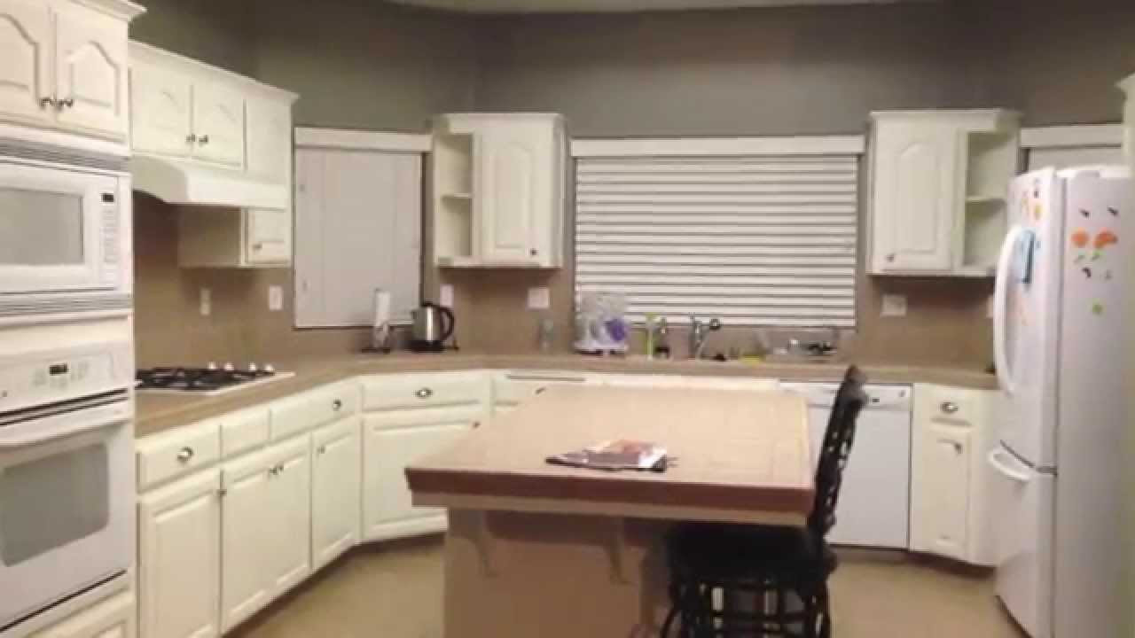 Best ideas about DIY Paint Kitchen Cabinets White . Save or Pin DIY Painting Oak Kitchen Cabinets White Now.