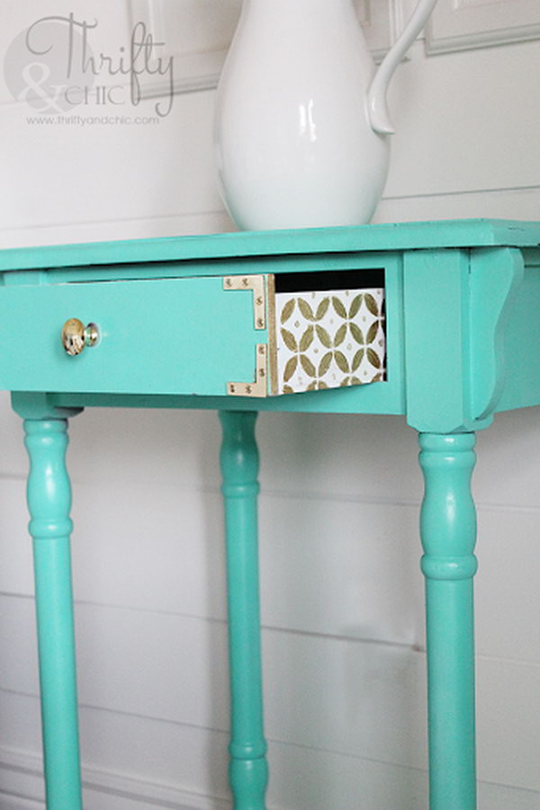 Best ideas about DIY Painted Furniture Ideas . Save or Pin Creative DIY Painted Furniture Ideas Hative Now.