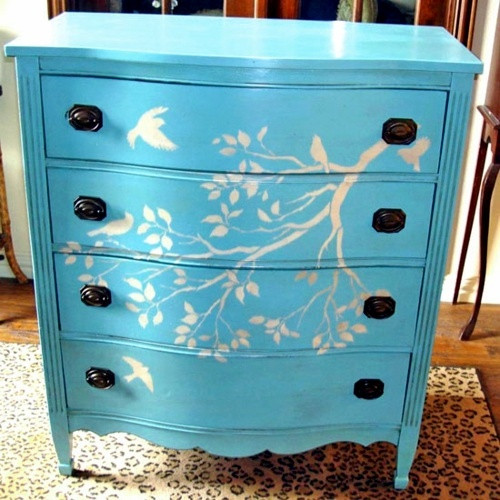 Best ideas about DIY Painted Furniture Ideas . Save or Pin DIY decorating ideas for painted furniture Now.