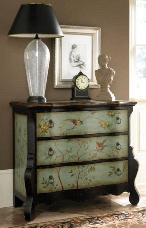 Best ideas about DIY Painted Furniture Ideas . Save or Pin Hand Painted Furniture Ideas By Kreadiy DIY Ideas Now.