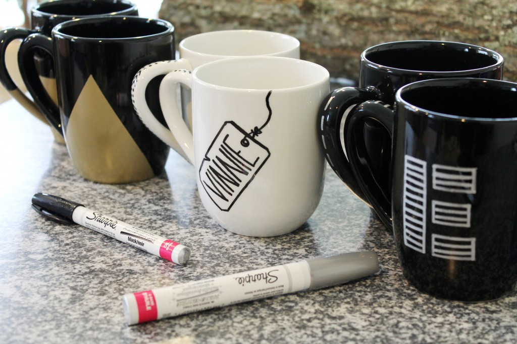 Best ideas about DIY Painted Mugs . Save or Pin DIY Painted Mugs Now.