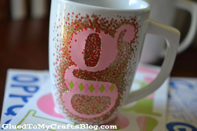 Best ideas about DIY Painted Mugs . Save or Pin DIY Sharpie Painted Mugs That Won t Wash Away Glued Now.