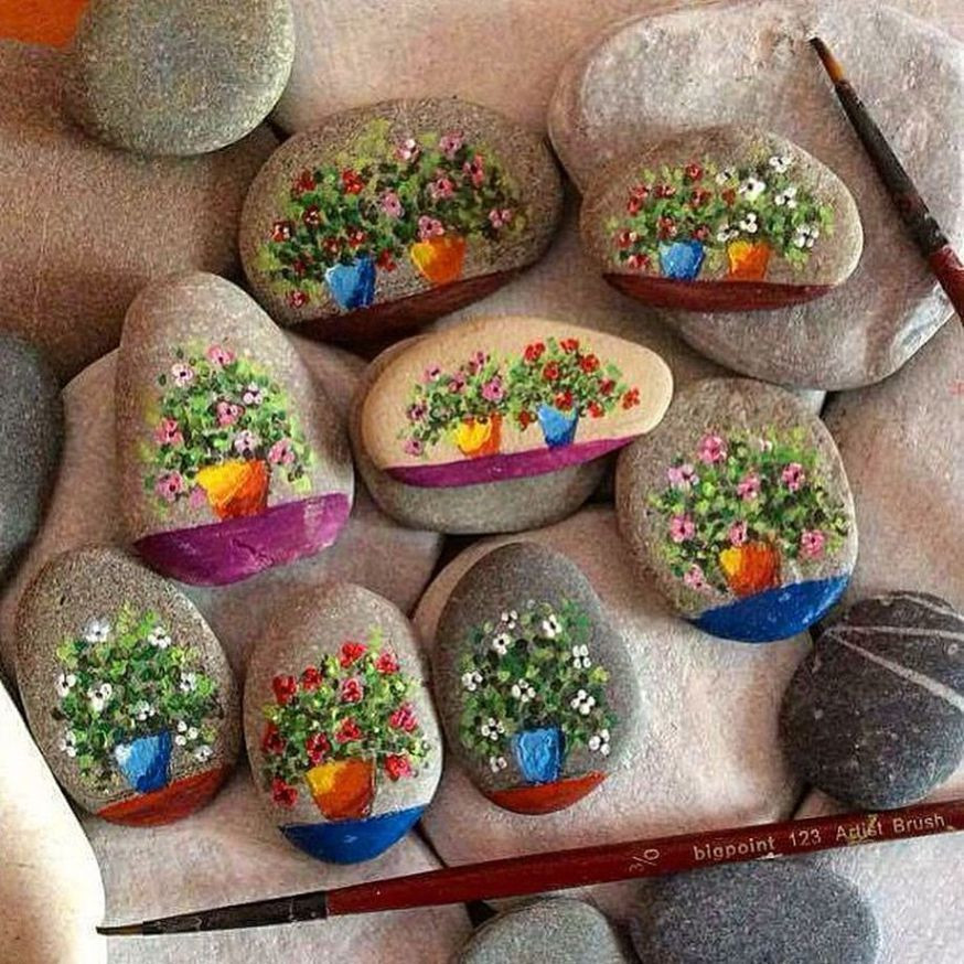 Best ideas about DIY Painted Rocks . Save or Pin Creative DIY Easter Painted Rock Ideas 1 Now.