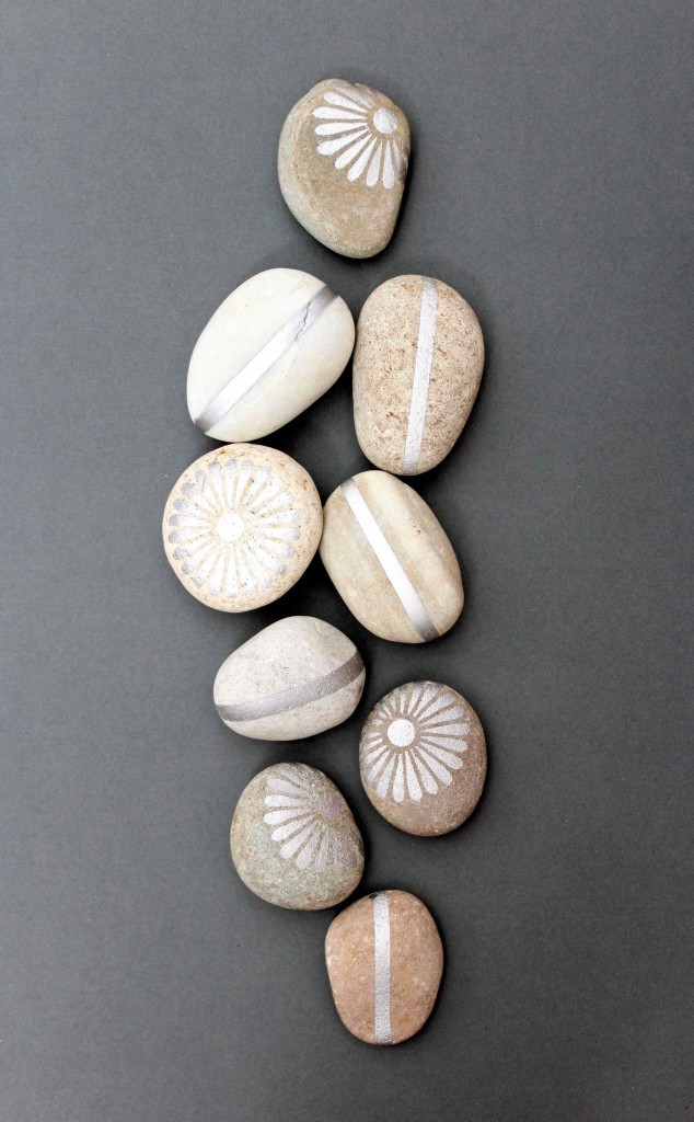 Best ideas about DIY Painted Rocks . Save or Pin Silvered Pebbles a DIY Garden Game for Summer Now.