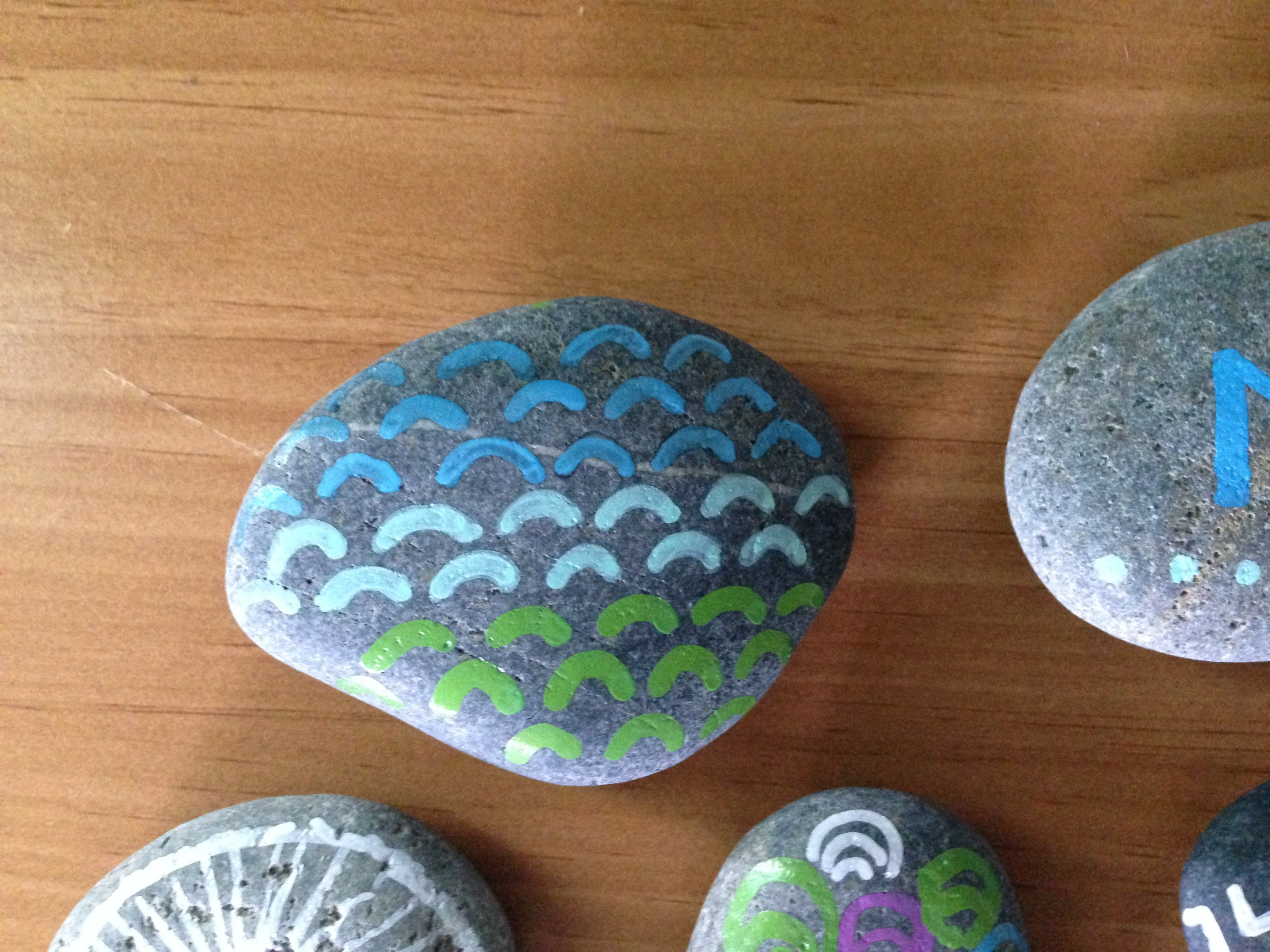 Best ideas about DIY Painted Rocks . Save or Pin DIY Hand Painted Garden Rocks Now.